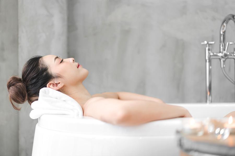 Epsom Salt Bath